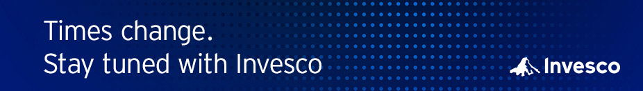 Blog «Times change. Stay tuned with Invesco.»