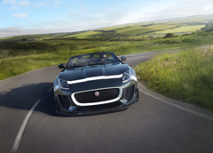 Jaguar F-Type Project 7 (2014) Teaser