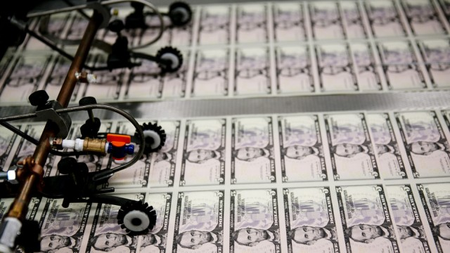 «An orgy of money printing»: Since the financial crisis the Federal Reserve has ballooned its bala