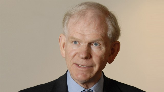 Jeremy Grantham, Chairman and Co-founder of GMO.