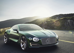 Bentley EXP 10 Speed 6 Teaser