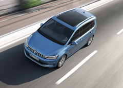 VW Touran Teaser