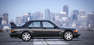 Mercedes-Benz 190E 2.5-16 Evolution II (1990) Teaser