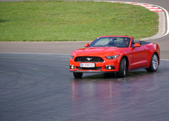 Ford Mustang Cabrio GT 5.0 Teaser