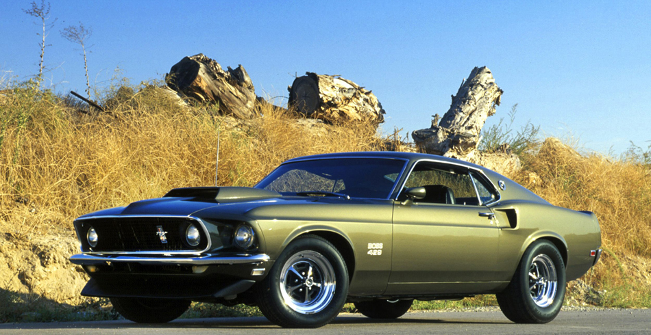 Ford Mustang Boss 429 1969 Luxus Classic Cars Finanz