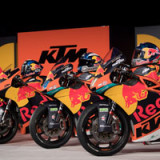 KTM Industries zeigt Reize