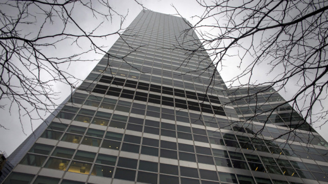 Der Goldman-Sachs-Hauptsitz in New York.