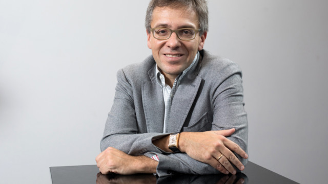Ian Bremmer (49) is the president of the Eurasia Group, a consulting firm for geopolitical risks wit